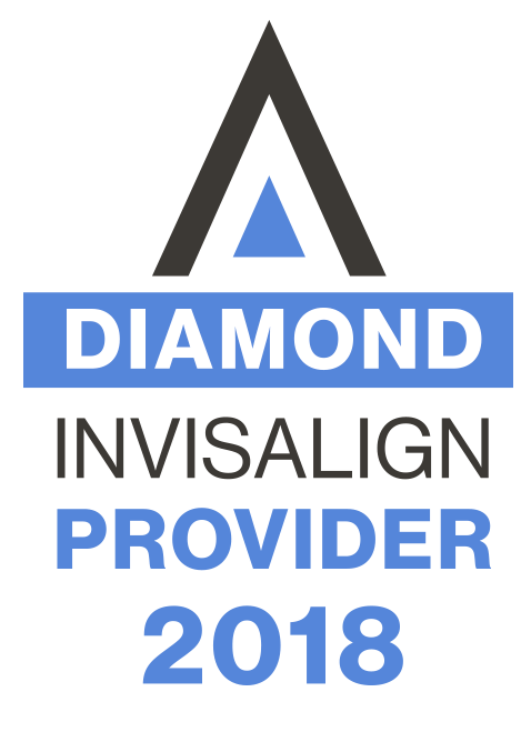 Invisalign Diamond Provider 2018 - Dra. Sara Gil